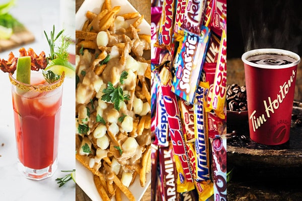 Canadian Food and Beverages