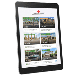 Florida Real Estate Listings for Canadians